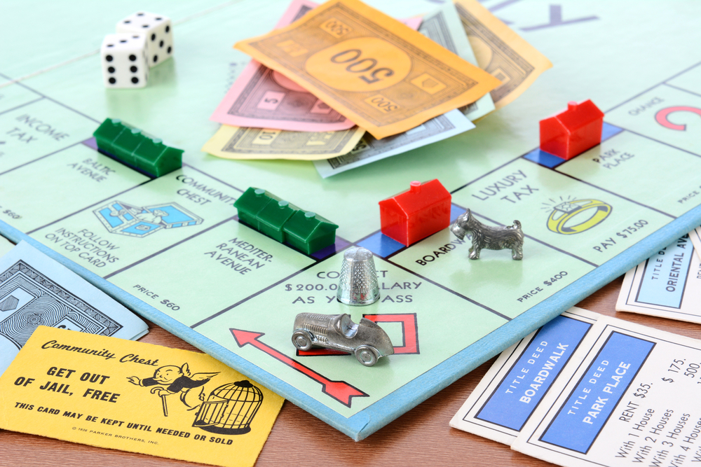 monopoly value of money