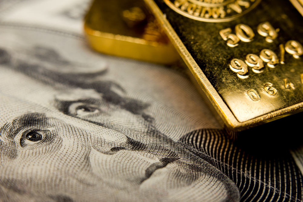 Gold Says We've Got Problems the Fed Can't Fix