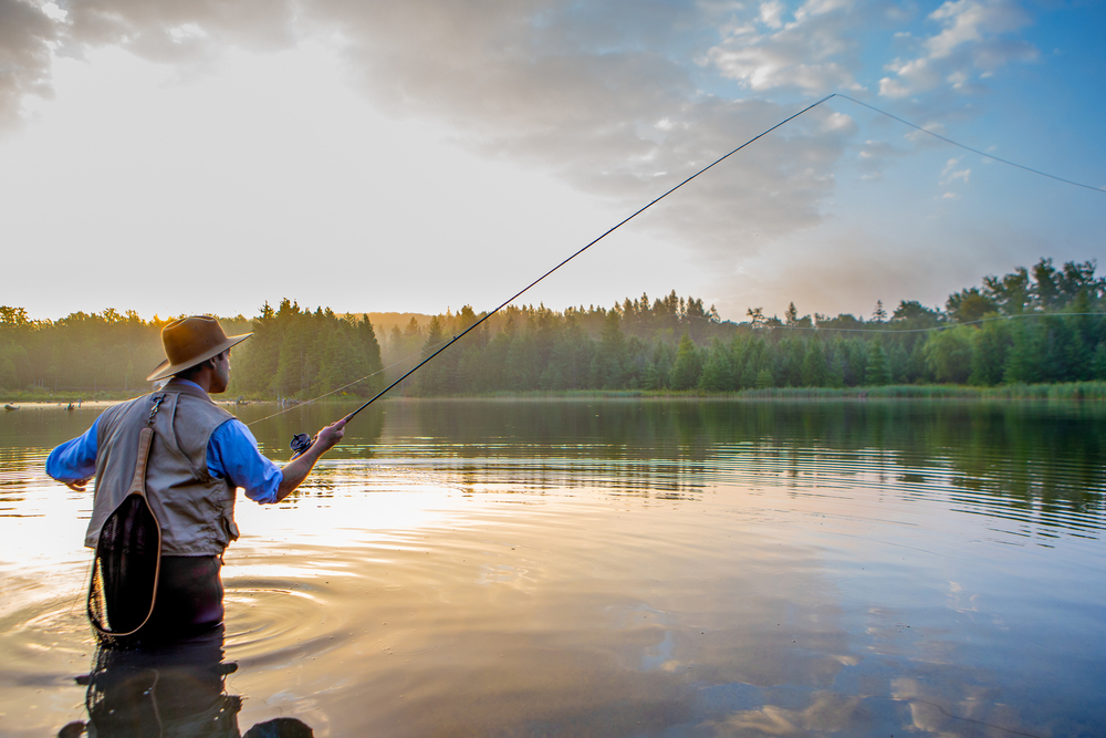 Whether Fishing or Investing, Follow These Two Simple Rules