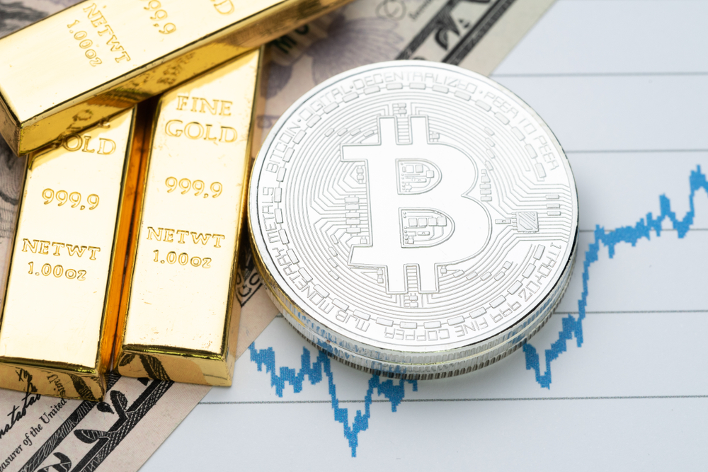 Stocks… Gold… and Crypto? The Right Portfolio for Today's Markets
