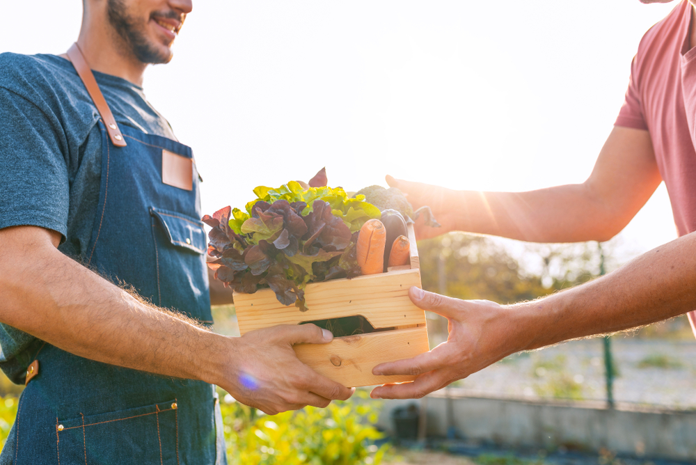 The Free Market Opens Doors to Local Food