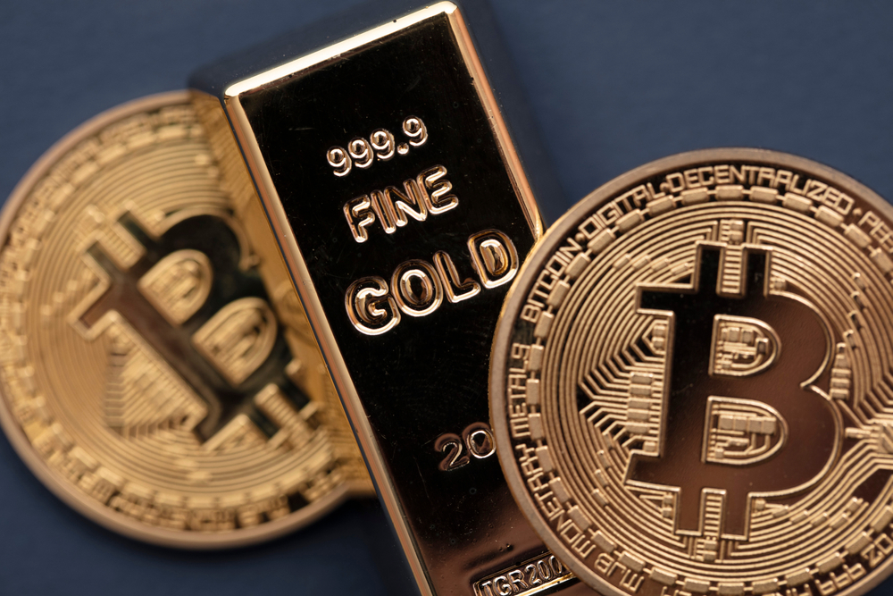 It's Not a Choice Between Bitcoin and Gold