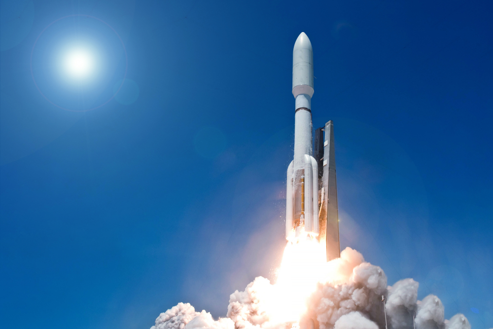 Crypto: The Currency of Space