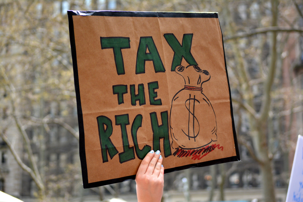 """Why """"Tax the Rich"""" Is Bogus"""