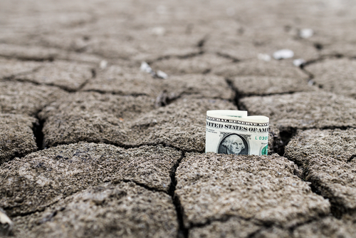 Trouble Ahead: The Fed's Reservoir Is Running Dry